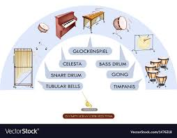 Seating Chart Percussion Instrument