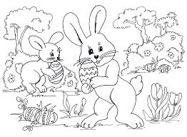 Easter Printable Coloring Pages Eggs L L L L L L L L L L