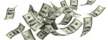 Image result for money falling