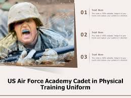 us air force academy cadet in physical