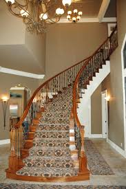 Staircase Railing Ideas stairs glamorous wood railing designs charmingwoodrailing 3360 by guidejewelry.us