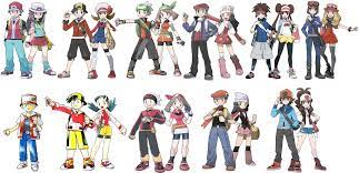 Download 31, 15 May 2013 - Pokemon All Female Main Characters - Full Size  PNG Image - PNGkit