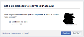 How To Recover Facebook Account Using Email Not Phone