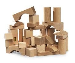 Wooden Bricks Game wooden Brio Natural Wooden Building Blocks WoodworkingToys 47