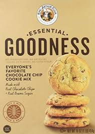 King Arthur Flour Essential Goodness Everyones Favorite Chocolate Chip Cookie Mix 16 Ounce