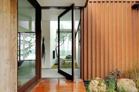 Residential Design Inspiration Large Pivot Doors Studio MM - Exterior pivot door