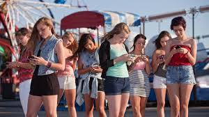 Image result for teens and technology