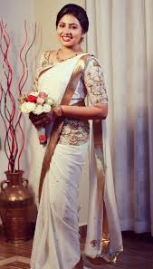 Zatin Designers Sarees Zardosi Saree White Wedding Saree White Saree Christian