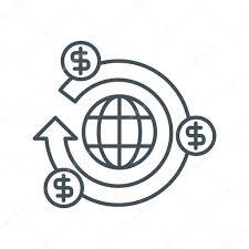 Resultado de imagem para mercado financeiro desenho