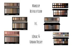 Makeup Monday: <b>Makeup Revolution</b> Dupe Test (part 1) - Lifestyle ...