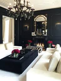 chandelier in living room a black and white living room is given elegance and chic with chandelier in living room