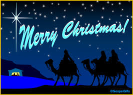religious merry christmas clip art. Christian Christmas Clip Art Image Wise Men Seek Jesus Shades Of Blue Merry And Religious