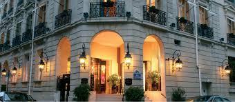 Hotel Des Champs Elysees Valet Parking Hatel Balzac Champs Elysaces Paris