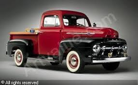 1952 Ford F1 1/2-Ton Pickup Truck sold by RM Auctions, Phoenix, on ...