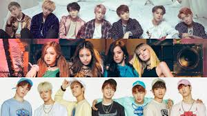 6th Gaon Chart Music Awards 2017 Bts Blackpink Got7 And Others Added To Lineup Of The 6th
