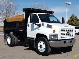 2007 Summit White Chevrolet C Series Kodiak C7500 Regular Cab Dump ...