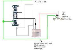 motion sensor light wiring diagram lighting motion sensor diagram motion sensor wiring instructions at Motion Sensor Switch Wiring Diagram