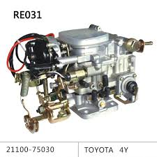 Carburetor forTOYOTA 4Y 21100 75030 Carb-in Carburetors from ...
