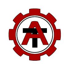 machinist logo. acme tools manufacturing co., inc logo machinist