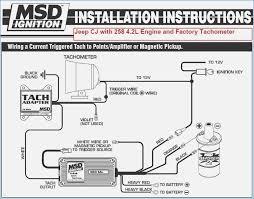 msd 6al wiring diagram bestharleylinks info Chevy Distributor Wiring Diagram at Msd 6a 6200 Wiring Diagram