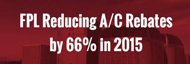 New 2015 Fpl Air Conditioner Rebates Kobie Complete