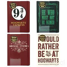 harry potter muggle stus a5 notebook debossed note pad about this 14 viewed per 24 hours picture 1 of 2 picture 2 of 2