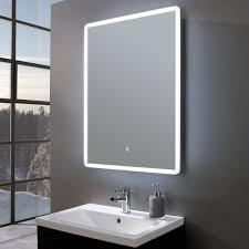 Lighted Bathroom Mirrors With Shaver Socket Elegance Ultra Slim Portrait Led Illuminated Mirror With Shaver Socket 600 X 800mm