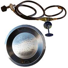 fire pit pan kit 24