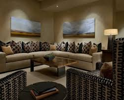 ... Captivating Images Of Earth Tones Living Room Ideas : Awesome Earth  Tones Living Room Decoration Using ...