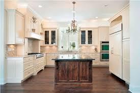 House Cream Colored Kitchen Cabinets