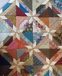 Pin by Myrna Fischer on kırk yama in 2020 | Scrappy quilt patterns, Hunters  star quilt, Quilts