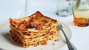 lasagna bolognese recipe bon appé