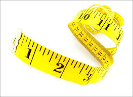 Tape Measure Chart Measuring Tape Chart Itnoida Co