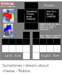 How To Make A Roblox Template Roblox Torso Shirt Template Sometimes And I Rly Like My