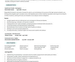 Free Rn Resume Template Enchanting Rn Resume Template Free Marcorandazzome