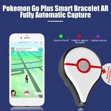 ⭐Vòng đeo tay Pokemon Go Plus Avivahc thiết bị đồ chơi thông minh kết nối  bluetooth tự động bắt Pokemon - INTL: Mua bán trực tuyến Thiết bị theo dõi  sức khỏe