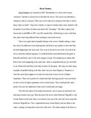 canterbury tales essay canterbury tales essay the middle ages  2 pages horse feathers