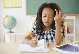 evaluate this student essay why i hate mathematics girl frustrated math homework