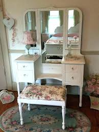 vintage vanity with mirror vintage vanity dresser with mirror antique vanity sets for bedrooms medium size