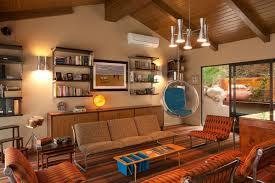 elegant furniture and lighting. Retro Living Room Furniture With Lighting Elegant And L
