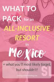 Mexico Packing List | The Ultimate List | Travels | Coming Up Roses