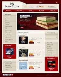 Free Bookstore Website Template Book Website Design Templates Page 7 Website Templates Books Custom