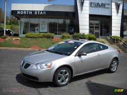 2007 Pontiac G6 GT Coupe in Liquid Silver Metallic - 176202 | All ...