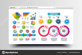 Infographics Timeline Templates Business Data Graphs