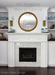 fireplace mantel extension for tv gas fireplaces