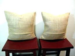 outdoor pillow covers 20x20 cushion covers large size of pillows country throw for couch lovely burlap outdoor pillow covers