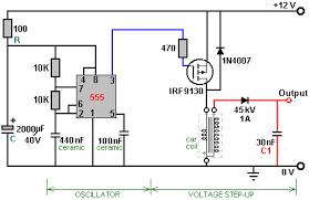 ne555 tesla coil don smith ignition coil tesla coil picture of ne555 tesla coil don smith ignition coil tesla coil