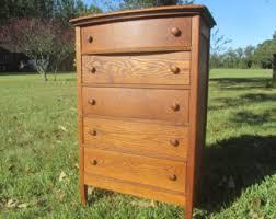 bedroom drawer dresser oak cabinet storage