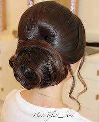 Hair Style Low Bun 40 irresistible hairstyles for brides and bridesmaids 1067 by stevesalt.us