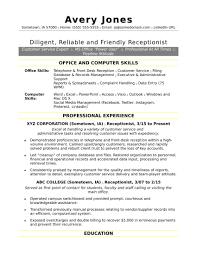 Resume Receptionist Resume High Resolution Wallpaper Photos